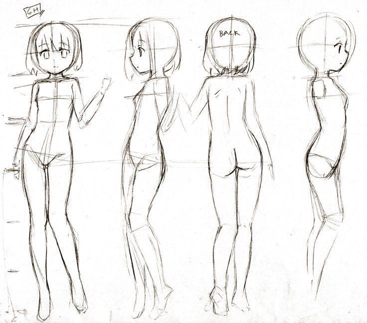 Best  Chibi Body Ideas On   Chibi Drawing Chibi And