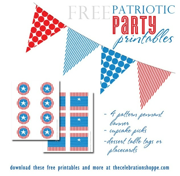 free printable 4th of july birthday cards