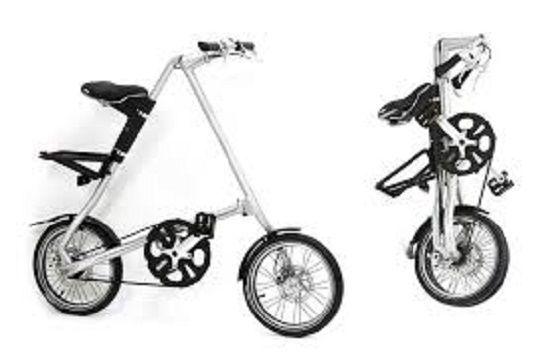 commuter folding bicycle strida #STRiDA