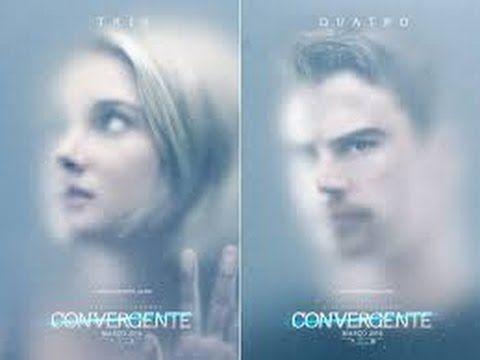 r A Série Divergente  Convergente – -assistir filme completo dublado em portugues - YouTube