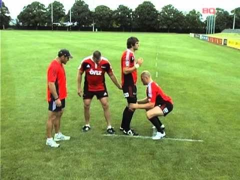 Crusaders Coaching DVD: Winning Lineouts - YouTube