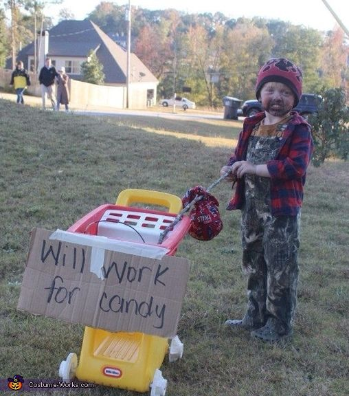 homeless man costume kid halloween costumes and funny
