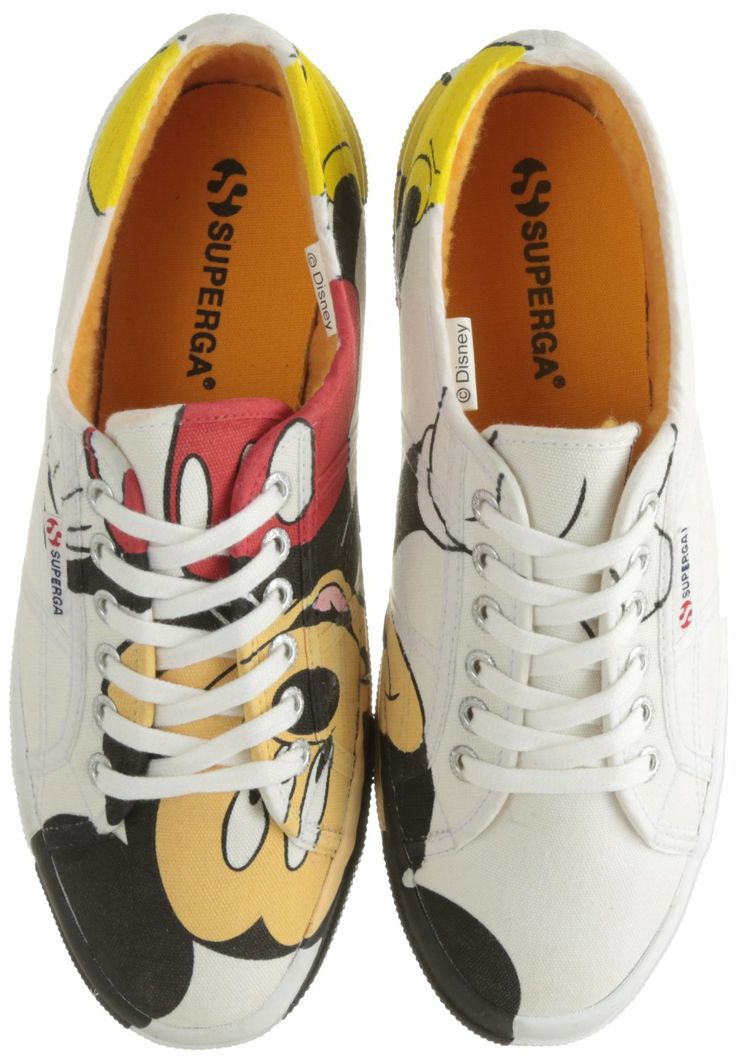 Superga cartoon 2750 disney topolcobu s003n90dsn zapatos - Zapateros de tela ...