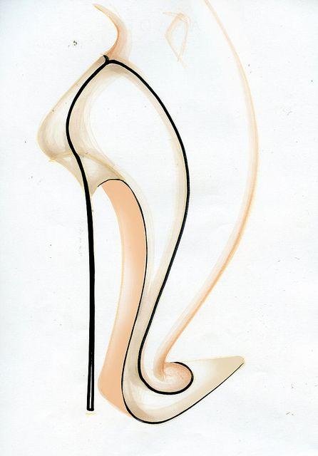 Casadei's Sketch Helmut