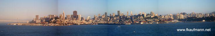 USA 2008 Es gibt wohl kaum jemanden, den nicht alleine beim Gedanken an San Francisco eine gewisse Sehnsucht überfällt. Der Name der Stadt San Francisco ist spanischen Ursprungs und ist nach dem Heiligen Franziskus, also Franz von Assisi, benannt. Ein von den Einwohnern lange Zeit verpönter, in den letzten Jahren zunehmend wieder akzeptierter Spitzname für San Francisco lautet Frisco. Ein weiterer Spitzname der US-Metropole ist San Fran. Zu Beginn unseres USA-Urlaubes standen 4 Tage San…
