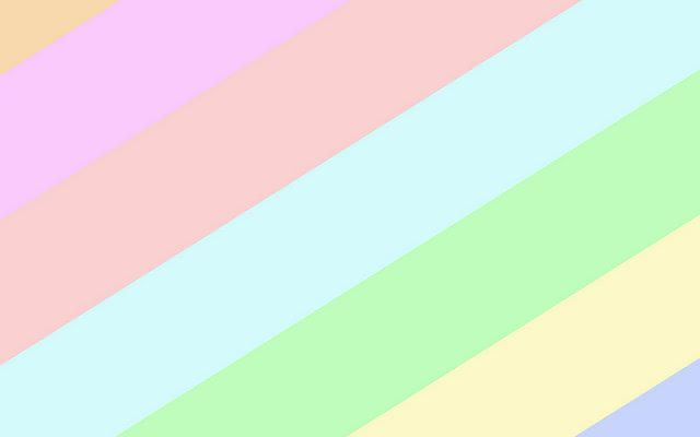 get lost in soft sweet pastel