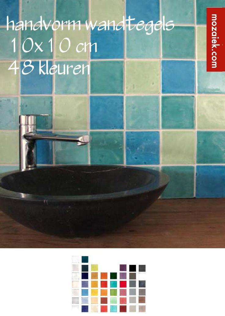 Mozaiek Tegels Achterwand Keuken : op Pinterest – Keuken Wandtegels, Achterwand Tegel en Zwembadtegels