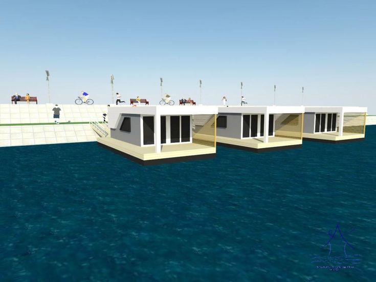 Izrada splavova,bar na vodi,katamarani, pontoni