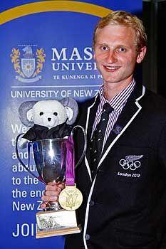 Massey University Blues Awards: BNZ Sportsman of the Year Hamish Bond