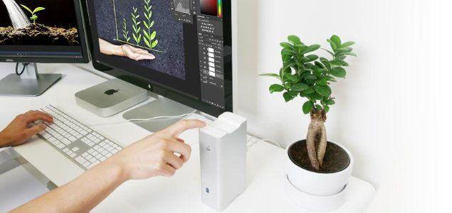 Iogear Gtd732 Thunderbolt 2 Kvm Docking Station Taa Compliant Mac Mini Latest Macbook Air Apple Watch Stand
