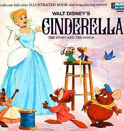 Disneyland Records - Cinderella