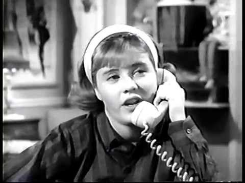 The Patty Duke Show with Sammy Davis Jr. Part 1 of 2 (original commercials)