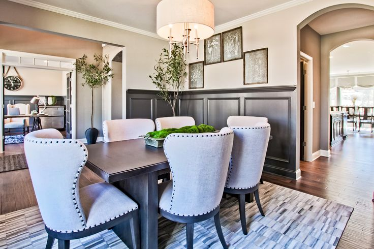54 best Dining Rooms Fischer Homes images on Pinterest