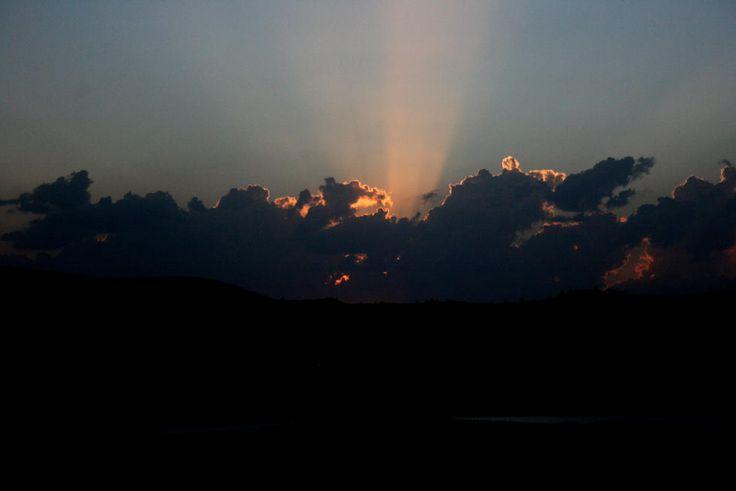 Nube en Ruta de las Caras
