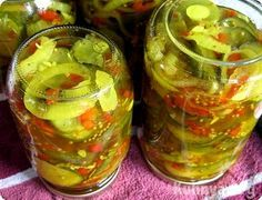 Салат из огурцов на зиму с горчицей