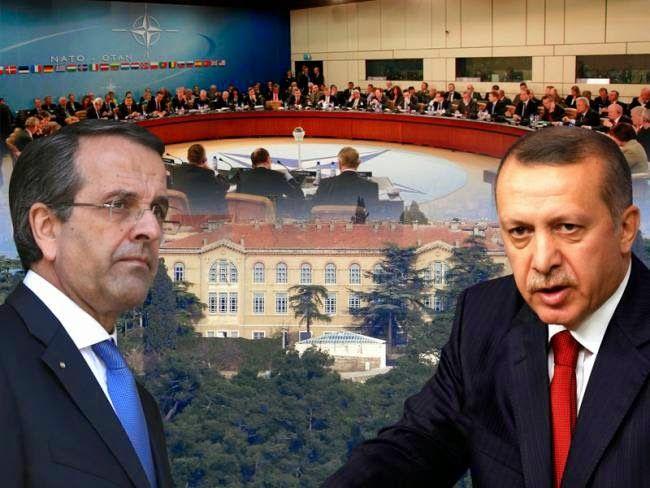 ΓΙΑΝΝΗΣ ΡΑΧΙΩΤΗΣ             GREECE-DATA-BANΚ: Γιατί ο Ερντογάν θέλει να συναντήσει τον Σαμαρά