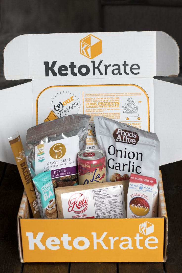 June 2017 Keto Krate Review - lots of low carb, sugar free, gluten free & paleo friendly snacks in this month's box! | Tasteaholics.com