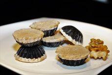 Čokoládovo arašídové ledové košíčky /Chocolate Peanut frozen basket/ Zdravé, nízkosacharidové, bezlepkové recepty. (Healthy, low carb, gluten free recipes.)