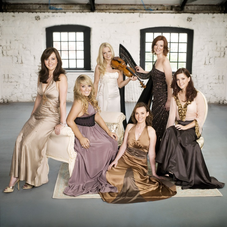 Celtic Women, I love their music.