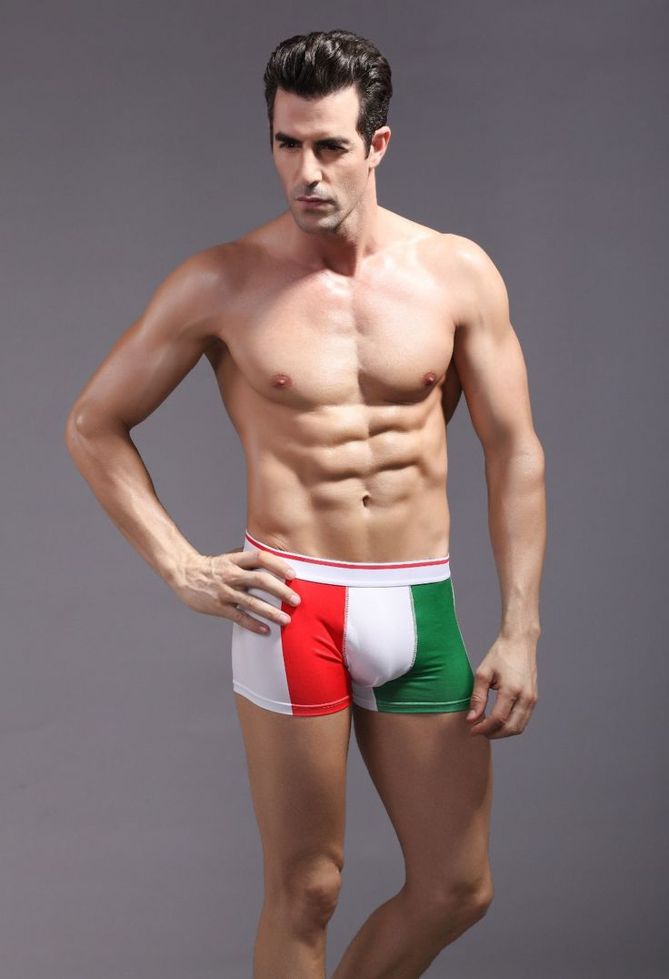Italy  Flag 2014 Summer New Arrivals World Cup Short Sexy Men's Underwear Boxers Non-trace Elastic waist M-XXL 197 - http://www.aliexpress.com/item/Italy-Flag-2014-Summer-New-Arrivals-World-Cup-Short-Sexy-Men-s-Underwear-Boxers-Non-trace-Elastic-waist-M-XXL-197/32233135225.html