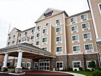 New Bedford (MA) Fairfield Inn & Suites New Bedford United States, North America Stop at Fairfield Inn & Suites New Bedford to discover the wonders of New Bedford (MA). The property features a wide range of facilities to make your stay a pleasant experience. To be found at the hotel are Wi-Fi in public areas, laundry service/dry cleaning, shuttle service, elevator, restaurant. Each guestroom is elegantly furnished and equipped with handy amenities. Take a break from a long day...