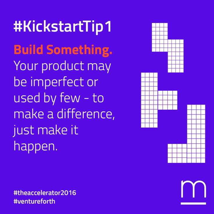 Build first, submit later! Well, submit by March 30, early birds. #tips #theaccelerator2016 #ventureforth