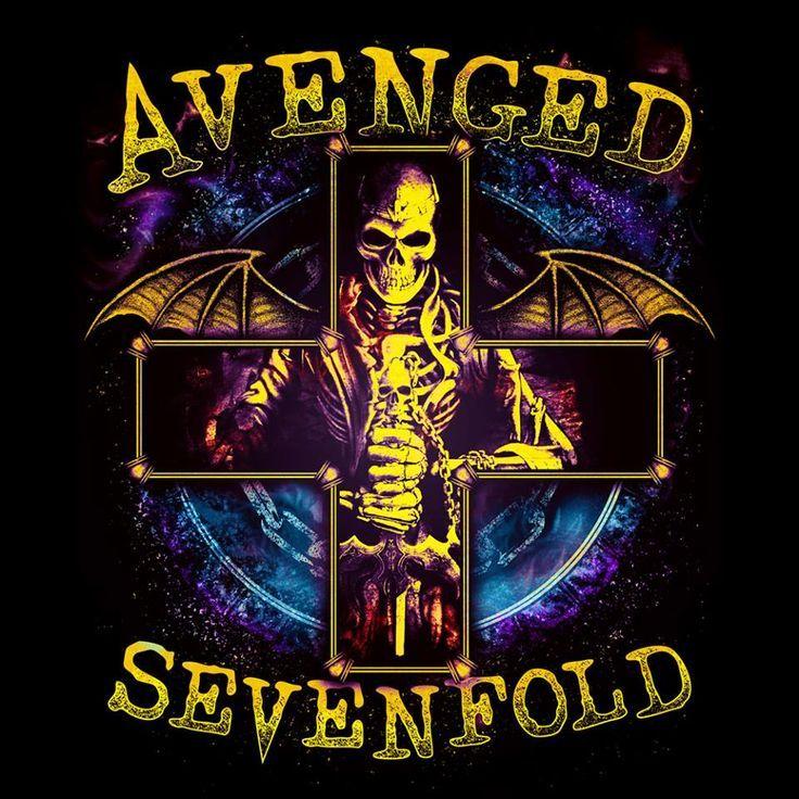 Avenged Sevenfold Deathbat Wallpaper × Avenged Sevenfold