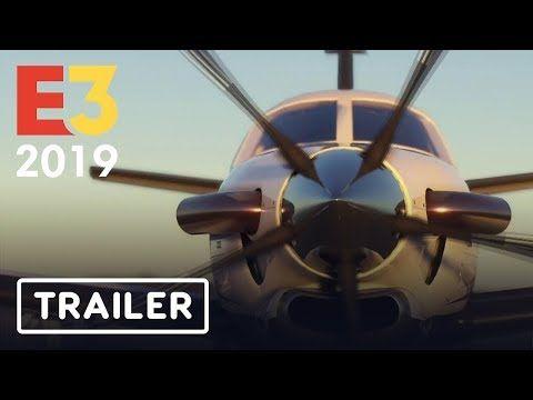 Microsoft Flight Simulator Official Reveal Trailer – E3 2019