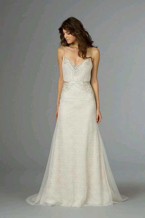 50 Vestidos De Noiva Simples Curtos Longos Bonitos E