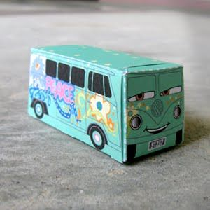 Toy-A-Day: Day 143: Fillmore (Cars)
