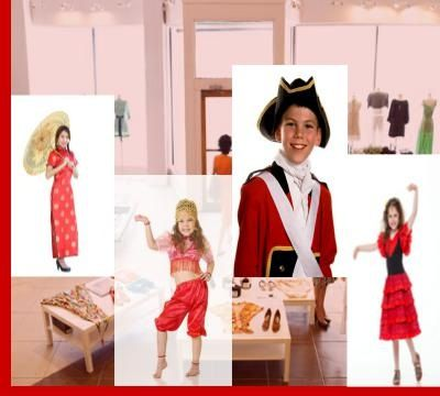Now you can hire most unique #world #regional costumes from RentSher. Explore different types of world #costumes that suits your occasion here: http://bit.ly/2g9QWsb