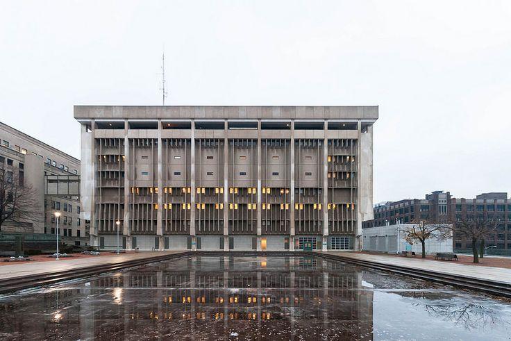 Milwaukee Police Administration Building