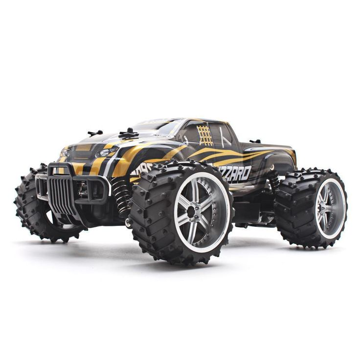 Electric RC Car 1:16 High Speed Off Road Remote Control Car Model Toy 7.4V 380MAH Speed Up to 20KMH/h RC Car Toys