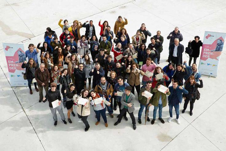 Fighters CERN Emprende Avilés 2017
