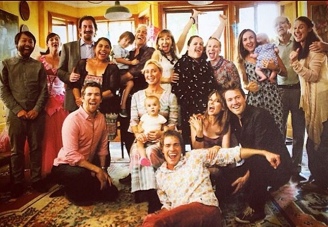 @MrMichaelLucas Instagram: Thank you for 5 years of family, fantasies, sex, tears, babies, shenanigans & ridiculous amounts of LOVE. #Offspring