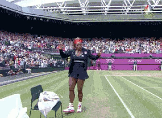 Simply the best! Serena makes all kinds of history after latest Wimbledon win