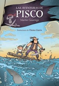 Pisco es un niño algo travieso, muy curioso y con ganas de aventuras. Por eso, el día que conoció al Capitán Caimán su vida cambió para siempre surcando mares, enfrentándose a piratas y a hambrientos tiburones. I1