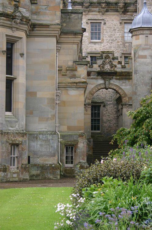 Floors Castle - Scotland. | ecmwatsonphotography