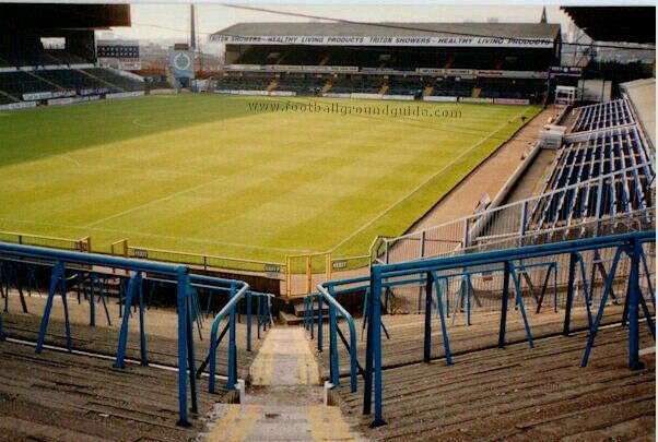St Andrews, Birmingham City in the 1980s.