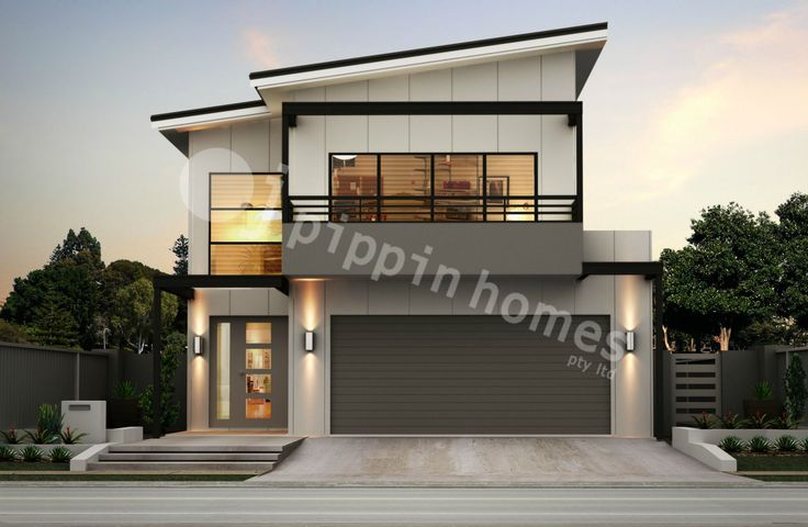 Bethaney with a Double Garage is a very functional four bedroom, two bathroom + powder room, two storey family home, designed for a…