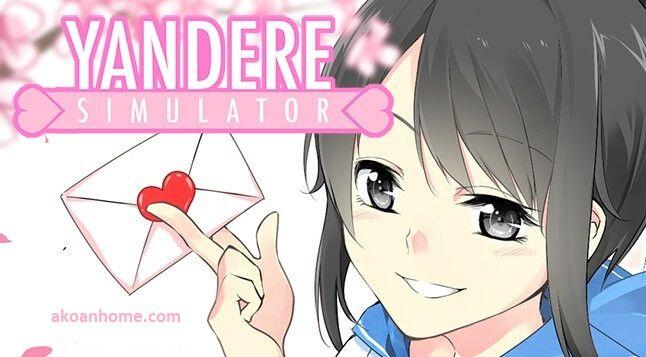 تحميل لعبة يانديري سمليتر للايفون Yandere Simulator أحدث إصدار Ios 2020 Yandere Simulator Yandere Anime
