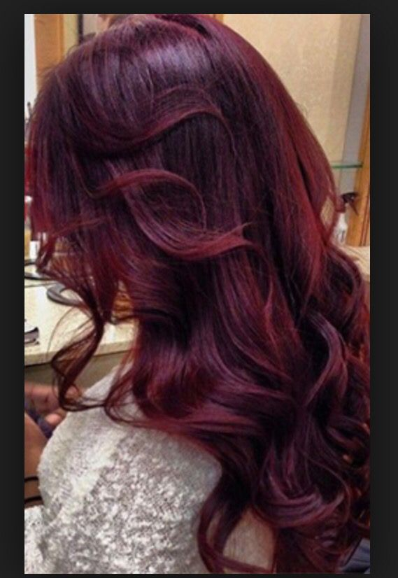 I miss my red violet hair... :(