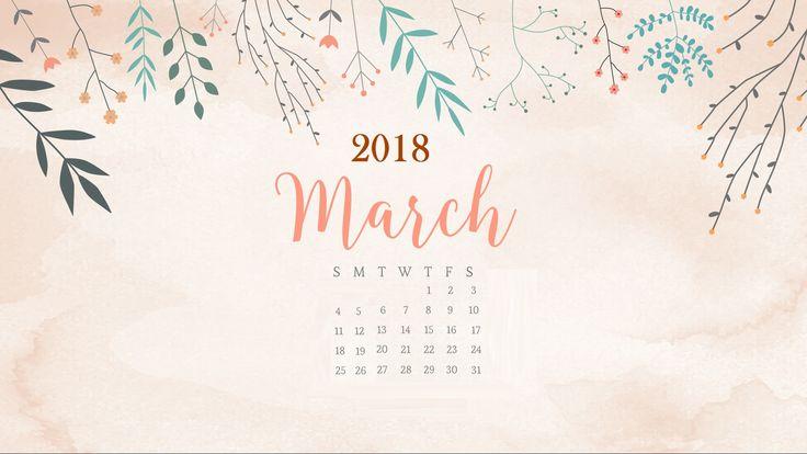 March-2018-HD-Desktop-Calendar.jpg 1920×1080 pixels