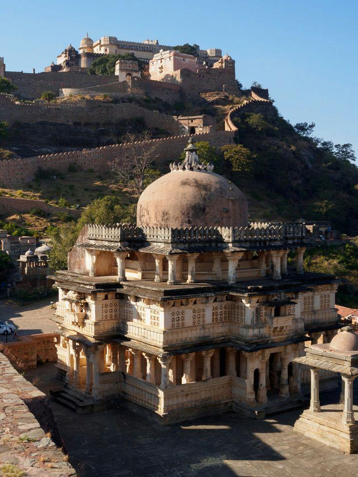 Kumbhalgarh Fort, Rajasthan..India