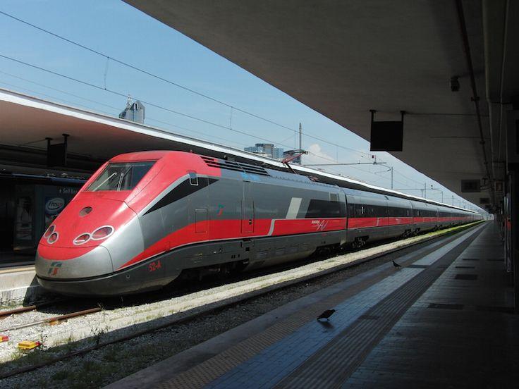 Trasporti, Frecciarossa arriva a Rho-Expo