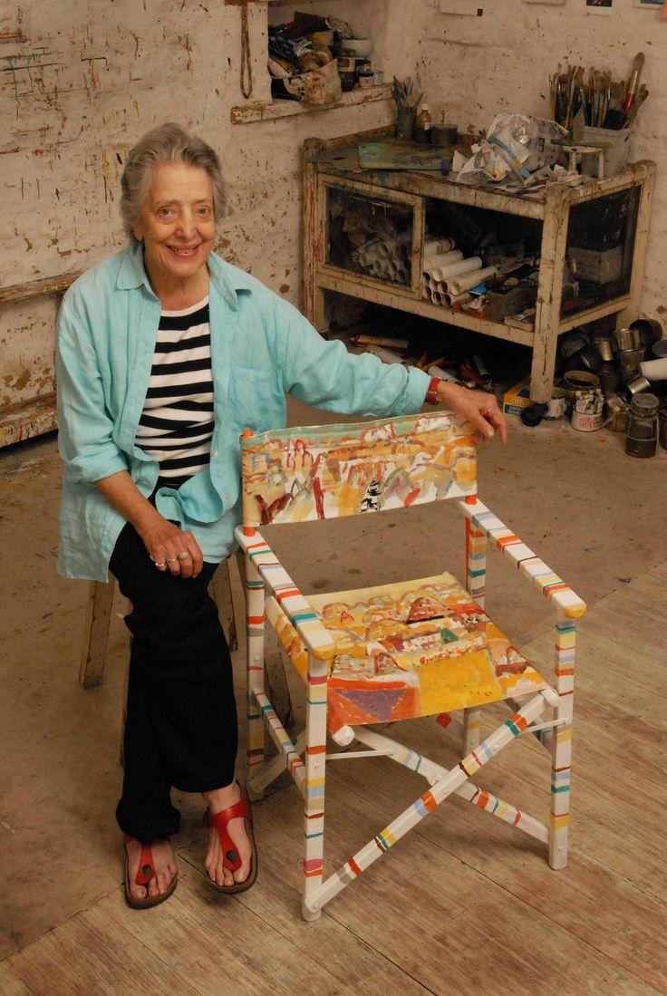 Elisabeth Cummings chair.