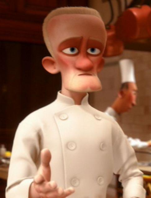 Ratatouille - Horst (Will Arnett) is Skinner's German sous ...