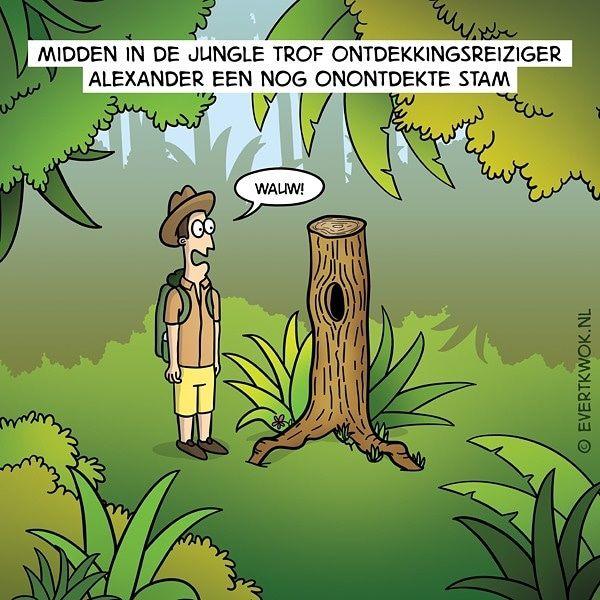 Wauw! #cartoon