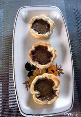 Butter Tarts | Canadian Thanksgiving #holiday