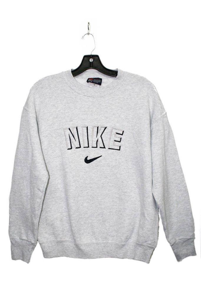 Vintage Nike Sweatshirt July 2017